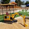 戏雪香饽饽冰雪游乐挖掘机儿童挖掘机采购商认准的户外游乐设备厂家