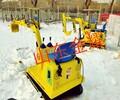 儿童挖掘机厂家直供批发零售的游乐挖掘机尝尽快乐赚足富足