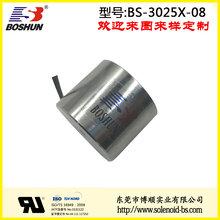 东莞电磁铁厂家供应DC24V直流式自动化设备电磁铁吸盘式BS3025X系列