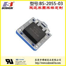 电磁铁厂家供应电压220V交流式的自动售货机电磁铁/行程15mm/力量可达1.7公斤