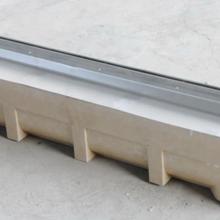 线性排水沟的排水特性
