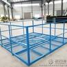 塔吊放攀爬装置塔吊防跌落平台围栏河南超安厂家直销工地定型化产品