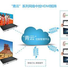 除了web控制,青云网络中控HDMI视频矩阵的控制方式还有哪些?图片