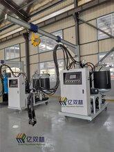 吊灯灯盘装修材料发泡设备聚氨酯设备高压发泡生产设备