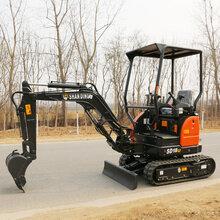 广东江门山上开荒的小型挖掘机价格农用小型挖掘机小型挖机