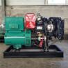双缸20KW/15kw柴油发电机组全铜有刷发电机组厂家
