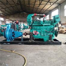 IS200-150-400型高压水泵船用高压清洗水泵机组90KW水泵机组图片