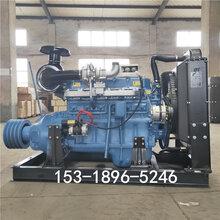 潍坊r6105zp柴油机130马力破碎机用发动机6105发动机图片