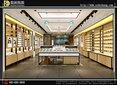 眼鏡店裝修設計-眼鏡展柜定制廠家-工廠直銷圖片