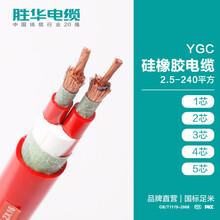 新乡胜华硅橡胶软芯铜电力电缆生产厂家