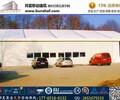 上海蓬房销售,半圆形临时厂房篷房定制