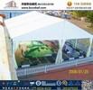 上海婚宴篷房搭建,多拱形库房棚库篷房租赁