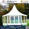 上海圆形篷房,abs硬体墙活动庆典篷房定制