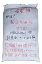 廠家直銷超早強劑混凝土增強劑水泥快速凝固劑早強減水劑批發圖片