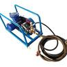 隔爆型礦用阻化泵,防滅火阻化泵型號規格齊全