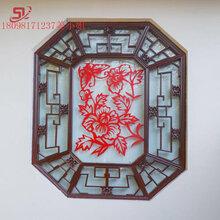 铝窗花厂东森游戏主管定制东森游戏主管式铝窗花铝花格10mm雕刻铝窗花东森游戏主管饰图片