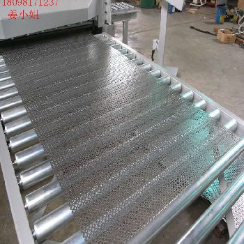 网板厂家定制直销铝单板铝网格天花吊顶装饰工程护墙铝网板