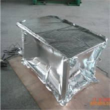 防潮复合膜编织布铝膜复合铝箔编织膜_祺泰包装材料