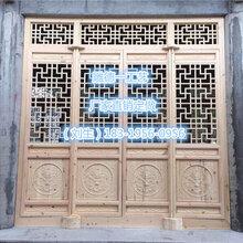佛山木雕仿古门窗