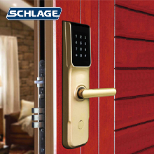 西勒奇SchlageSEL300/SC系列智能锁