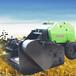 黑龙江省玉米小麦水稻牧草粉碎圆捆机打捆机