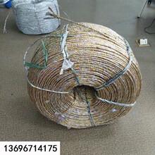 黄金绳塑料绳捆扎绳瓜果蔬菜吊秧大棚压膜绳废纸打包绳