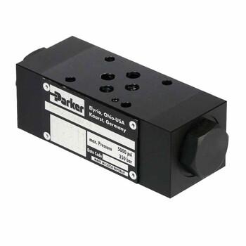 CPOM3DDHTV派克疊加式液控單向閥