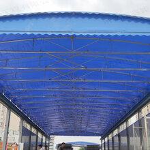 专业电动遮阳棚推拉雨篷安装-九江浔阳-鑫建华篷业图片