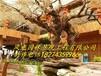 昌都假山丶假树丶仿木栏杆设计施工方法