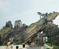 桐庐县假山丶假树丶塑石假山丶仿木栏杆设计施工