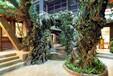 泉州仿木栏杆泉州假山假树设计公司
