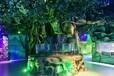 海东仿木栏杆海东假山假树如何制作