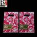 廠家直銷定制高壓PE塑料袋禮品飾品購物手腕袋印刷彩色LOGO節日禮品袋