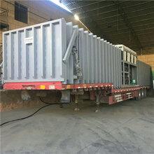 一种茭白保鲜储存果蔬真空预冷机批量处理方法详解图片