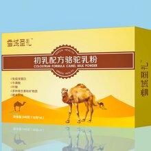 雪域圣礼初乳配方骆驼乳粉骆驼奶粉代加工OEM代加工贴牌加工