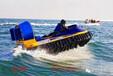 氣墊船利用了什么原理?氣墊船行駛速度快嗎?大型氣墊船廠家