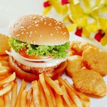 艾比客炸雞漢堡加盟品牌加盟費用及條件圖片