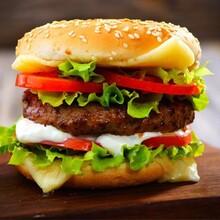 美味堡炸雞漢堡加盟品牌加盟費用及條件圖片