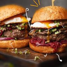 貝克漢堡加盟總店/加盟選址圖片