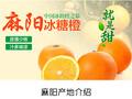 点点乐商城麻阳冰糖橙冰糖橙橙子新鲜水果皮薄少核汁多味浓图片