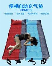 点点乐商城户外自动充气垫帐篷垫防潮垫加宽加厚床垫露营气垫图片