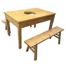 厂家定制火锅桌,石锅鱼桌,烤鱼桌,材火鸡多功能餐桌