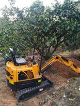 履带式挖掘机小型挖掘机整机配件小型挖掘机园林挖沟机