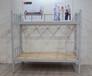 青海部隊單層床帶柜子雙層床學生員工宿舍公寓床