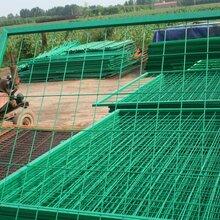 乌鲁木齐小区安全防护网带刺绳围网河道治理网围栏带边框护栏网标准如何判断图片
