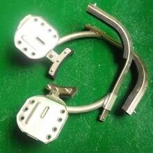 河南洛陽電工登桿安全腳扣JK錳鋼腳扣規格現貨可發圖片