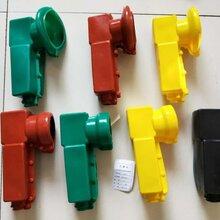设备线夹接线变压器绝缘护罩高低压硅橡胶绝缘护套批发图片
