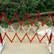 江苏玻璃钢绝缘伸缩围栏WL1.22.5m电力施工隔离防护栏多少钱图片