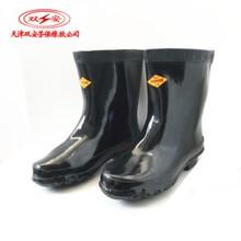 雙安牌電力高壓絕緣靴帶電作業25kv高筒絕緣雨鞋哪家便宜圖片
