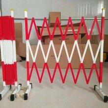 絕緣伸縮圍欄片式可移動柵欄式硬質安全圍欄電力安全圍欄廠家圖片